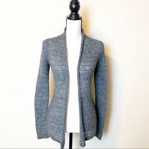 Abercrombie & Fitch wool blend cardigan